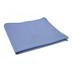 PREMIUM GLASS & WINDOW TOWEL BLUE 41X41 CM