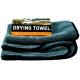 DRYING TOWEL GREY 80x50 CM