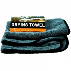 DRYING TOWEL GREY 80x50 CM