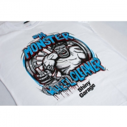MONSTER T-SHIRT 180G
