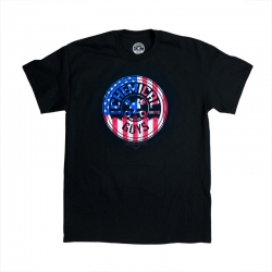 AMERICAN STARS & STRIPES T SHIRT