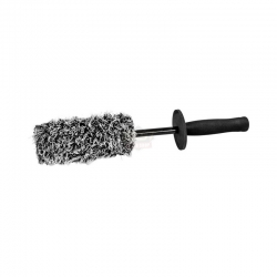 "14"" PLUSH MICROFIBRE WHEEL BRUSH SOFT FOAM"