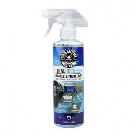 TOTAL INTERIOR CLEANER PROTECTANT