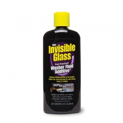 INVISIBLE GLASS WASHER FLUID ADDITIVE