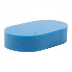 HAND POLISHING SPONGE BLUE MEDIUM