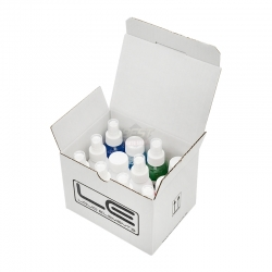 SAMPLEBOX 12X100ML