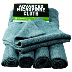 ADVANCED MICROFIBRE CLOTH EDGELESS PACK DE 5 40x40CM