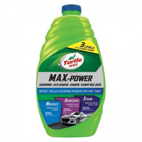 MAX POWER CAR WASH 1.42L