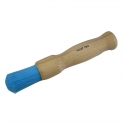 CHEMICAL RESISTANT BRUSH WOODEN HANDLE