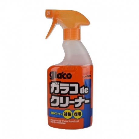 GLACO DE CLEANER 400 ML