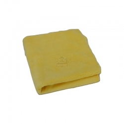 MINX CORAL FLEECE GOLD 41X41 CM