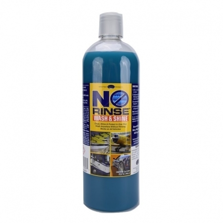 NO RINSE WASH & SHINE 946 ML