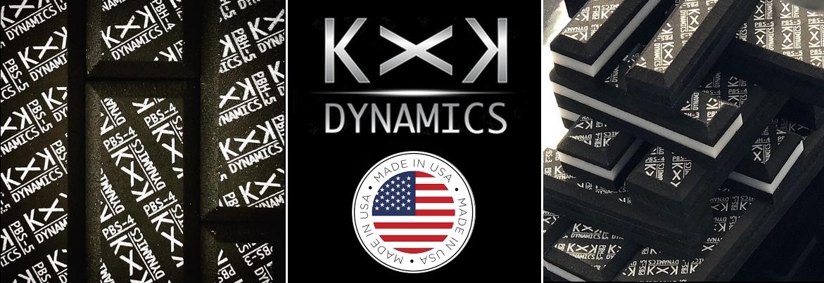 Arrivage de blocs KXK Dynamics !