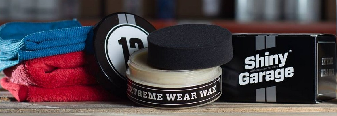 Cire de protection Extreme Wear Wax